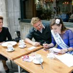 Jury 2016 : William Balser (directeur Miss Mermaid Germany) et Jessica Maag (Miss Mermaid Switzerland 2015)